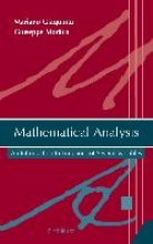 Mariano Giaquinta,   Giuseppe Modica Mathematical Analysis