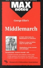 Rae, Gail Middlemarch (Maxnotes Literature Guides)
