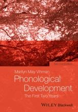 Marilyn May Vihman Phonological Development