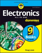 Doug Lowe Electronics All-in-One For Dummies