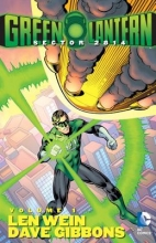 Wein, Len Green Lantern: Sector 2814 1
