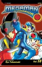 Takamisaki, Ryo,   Leach, Gary Megaman Nt Warrior 10