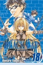 Yabuki, Kentaro Black Cat 18
