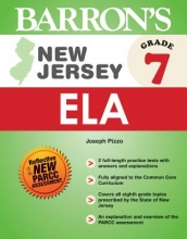 Pizzo M. Ed, Joseph S. Barron`s New Jersey Grade 7 Ela/Literacy Test