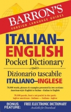 Roberta Martignon-Burgholte,   Andreas Cyffka Italian-English Pocket Dictionary