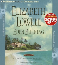 Lowell, Elizabeth Eden Burning