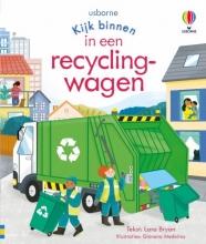 , Een recyclingwagen