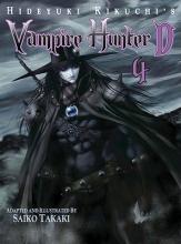 Kikuchi, Hideyuki Hideyuki Kikuchis Vampire Hunter D Manga Volume 4