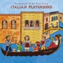 Putumayo Kids Presents*Italian Playground(CD)