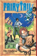 Mashima, Hiro Fairy Tail 4