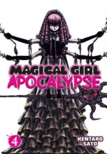 Sato, Kentaro Magical Girl Apocalypse 4