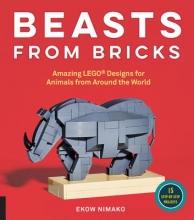 Ekow Nimako Beasts from Bricks