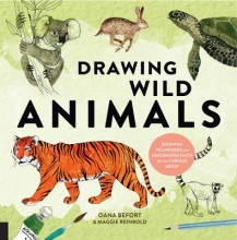Befort, Oana Drawing Wild Animals