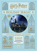 Insight Editions , Harry Potter: Holiday Magic: The Official Advent Calendar