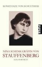 Schulthess, Konstanze von Nina Schenk Gräfin von Stauffenberg