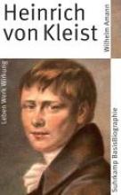 Amann, Wilhelm Heinrich von Kleist