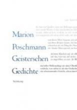 Poschmann, Marion Geistersehen
