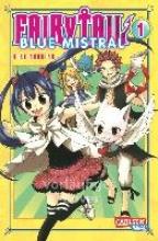 Mashima, Hiro Fairy Tail. Blue Mistral 1