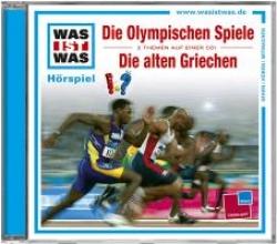 Haderer, Kurt Was ist was Hrspiel-CD: Die Olympischen SpieleDie alten Griechen