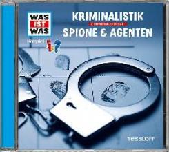 Baur, Manfred Was ist was Hörspiel-CD: KriminalistikSpione & Agenten