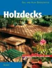 Bridgewater, Alan Holzdecks im Garten