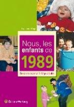 Mege, Lauriane Nous, les enfants de 1989