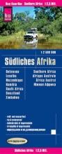 , Reise Know-How Landkarte Südliches Afrika (1:2.500.000) : Botswana, Lesotho, Mosambik, Namibia, Simbabwe, Südafrika, Swasiland