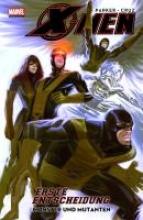 Parker, Jeff X-Men: Erste Entscheidung 02