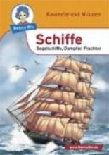 Hansch, Susanne Benny Blu - Schiffe - Segelschiffe, Dampfer, Frachter