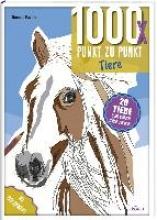 Pavitte, Thomas 1000x Punkt zu Punkt: Tiere