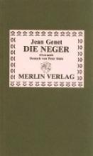 Genet, Jean Die Neger