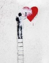 Follow your Heart - Streetart Blankbook