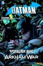Tomasi, Peter J. Batman: Forever Evil Arkham War