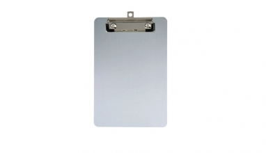, Klembord MAUL A5 staand aluminium