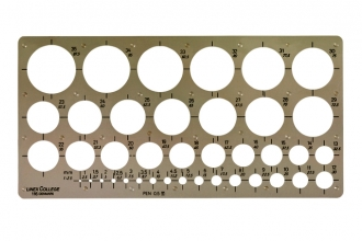, Cirkelsjaboon LINEX coll-116