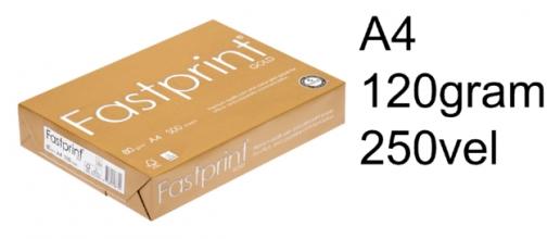 , Kopieerpapier Fastprint Gold A4 120gr wit 250vel