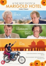 The Best Exotic Marigold Hotel DVD /
