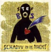 , STEF BOS*SCHADUW IN DE NACHT (CD)