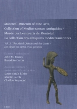 Montreal Museum of Fine Arts, Collection of Mediterranean Antiquities, Vol. 3, The Metal Objects and the Gems
