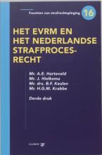 , Het EVRM en het Nederlandse strafprocesrecht