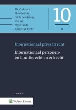 , Internationaal personen- en familierecht en erfrecht