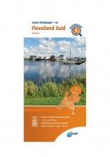 ANWB , Fietskaart Zuidelijk Flevoland 1:66.666