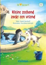 Sarah Herzhoff , Kleine zeehond zoekt een vriend