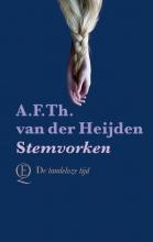 A.F.Th. van der Heijden , Stemvorken