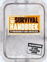 Colin  Towell Het Survival Handboek + Mess Tin