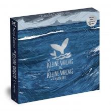 Benji  Davies De kleine walvis + De kleine walvis in de winter - cassette