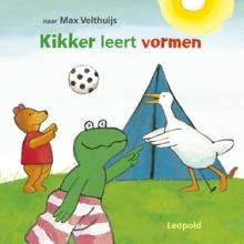 Max Velthuijs , Kikker leert vormen