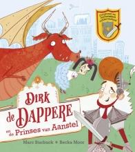 Marc  Starbuck, Becka  Moor Dirk de Dappere en de Prinses van Aanstel
