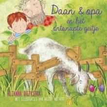 Alianna  Dijkstra Daan en opa en het ontsnapte geitje