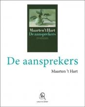 Maarten `t Hart De aansprekers (grote letter) - POD editie